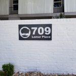 Lakeland Address Signs Lamar Oaks Address Sign 150x150